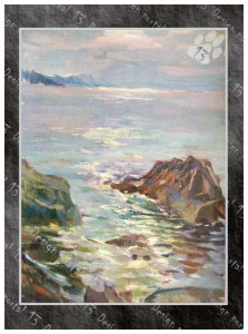 Чернуха Ю.Ф. Перламутровое море