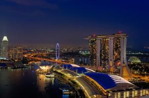 Сингапур - путь к успеху.