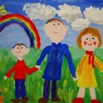 Цвет в детском рисунке.