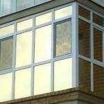 Панорамные (французские) балконы.