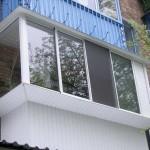 Алюминиевые раздвижные системы для балконов и веранд