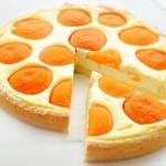 Творожный десерт с персиками – просто и быстро