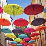 Парящие зонтики Харькова
