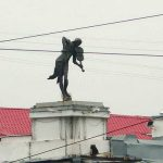 В Харькове затихли звуки скрипки…