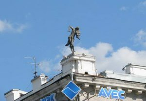 В Харькове затихли звуки скрипки